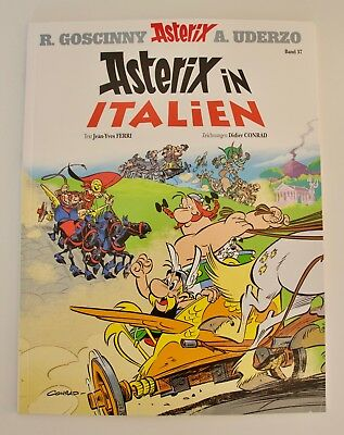Asterix - Asterix in ITALIEN - Band 37