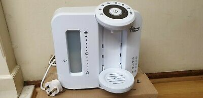 Tommee Tippee Closer to Nature White  Prep Machine