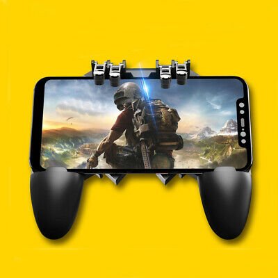 For PUBG Mobile iPhone Android AK66 Fire Trigger Gamepad Controller Joystick AU