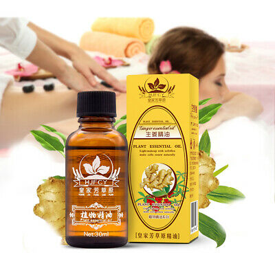 100% Natural Plant Therapy Lymphatic Drainage Ginger Oil |The Highest Quality