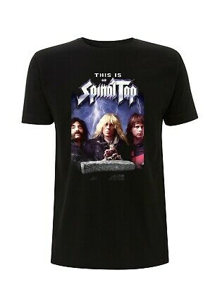 Spinal Tap Movie T Shirt 80s Comedy Retro