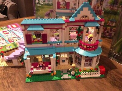 Lego Friends Stephanies House 41314 1250 Picclick Uk