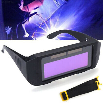 3C94 Solar Powered Auto Darkening Welding Mask Helmet Eye Goggle Welding Glasses