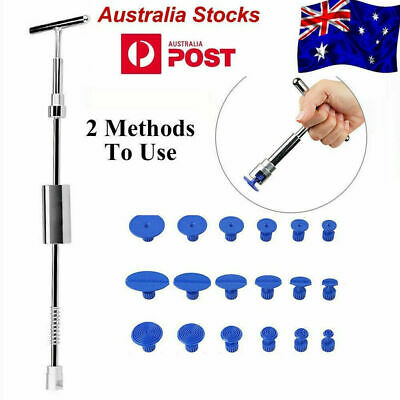 PDR Tools Dent Puller Auto Body Slide Hammer Paintless Dent Repair Removal Tabs