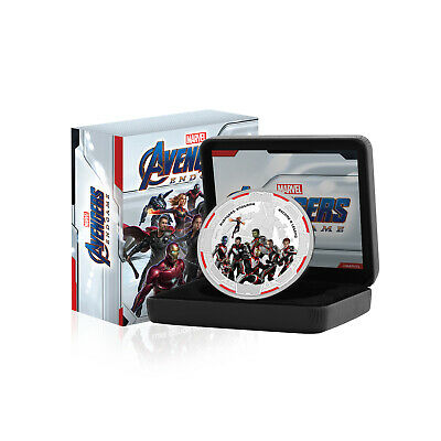 Marvel Avengers Endgame Collectable Limited Edition Luxe Commemorative