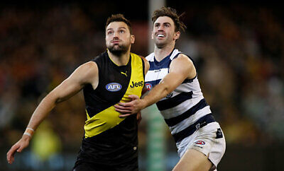 Level 1 - Richmond vs Geelong. Round 12 AFL tickets - Tigers v Cats