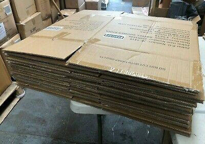 10 Large Used Moving Packing Postal Cardboard Removal Boxes Strong Double Wall