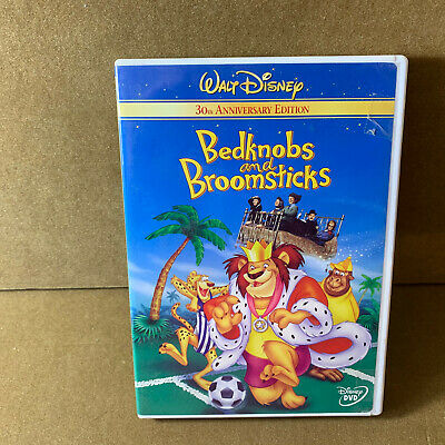 Bedknobs and Broomsticks (DVD, 2001, 30th Anniversary Edition)