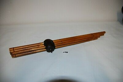 C198 Ancien outil - instrument tribal - africain bambou