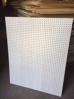 One Thousand Peg Board Used Sheets  5Mm Thickness