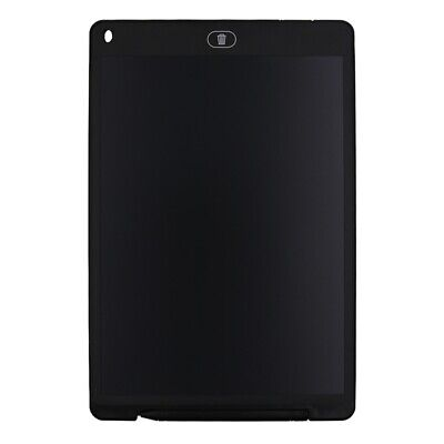 12 inch LCD e-Writer Tablet Writing Drawing Memo Message Black Boogie Board A4U8