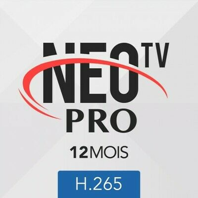 NeoTv PRO 2 12 months - MAG Android Smart tv M3U +++