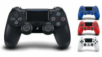 Genuine Official Sony PS4 DualShock 4 Wireless Controller V2 Multiple Color