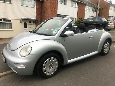 Late 54 Volkswagen Beetle Convertible 1.4 - Amazing Service History 1 Prev Owner