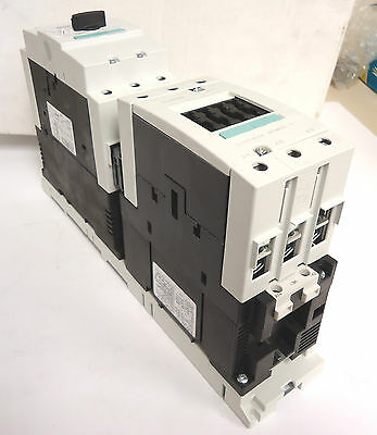 Siemens 3RA11404MB460BB4 Combination Starter