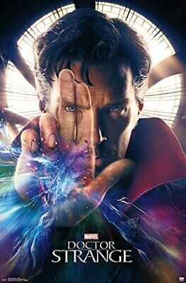 "Doctor Strange One Sheet Wall Poster 22.375"" x 34"" Avengers Endgame NEW!"
