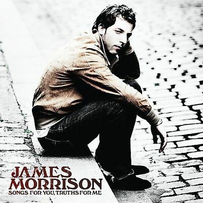 Songs for You, Truths for Me by James Morrison (Rock) (CD, Sep-2008, Interscope