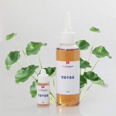 Centella Asiatica Extract 10ml or 250ml broadcasted on the korean program