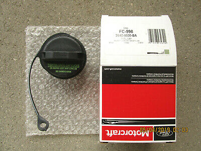 05-07 FORD FOCUS FUEL GAS TANK FILLER CAP WITH TETHER OEM BRAND NEW FC-1060