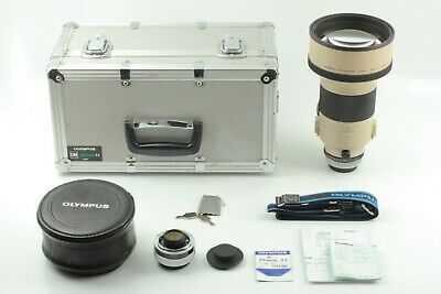 [ King of Lens CANON FD Conversion ] OLYMPUS ZUIKO AUTO-T 250mm F/2 from JAPAN