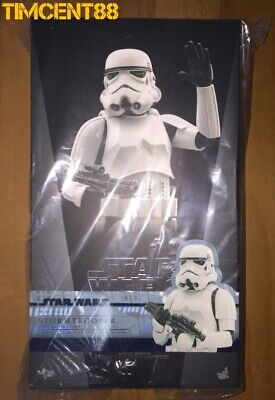 Ready! Hot Toys MMS515 Star Wars Stormtrooper Deluxe Version 1/6 Figure New