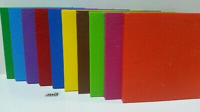 Coloured Chopping Boards VIRGIN LLDPE 8 mm 2440 mm x 1220 mm - Great Special