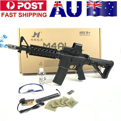 Jinming Gen8 M4A1 Gel Ball Blaster Toy Gun 7mm Water Bullet Mag-fed Toy AU Stock