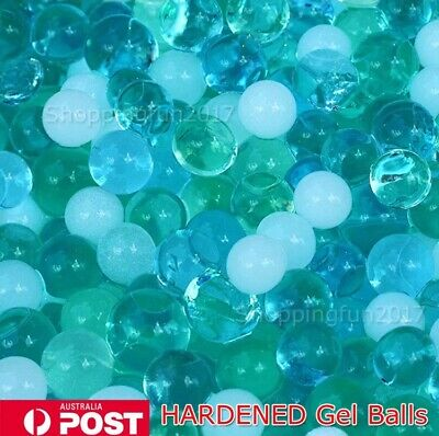 7-8mm Gel Balls Gun Ammo GREEN Premium Elite-Hardened Pro Range. 10,000