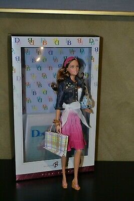 Es Barbie Doll Collector Doll Dooney And Bourke Barbie Model Muse