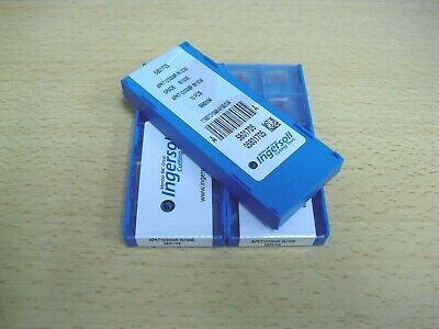 INGERSOLL APKT 160408R IN2030 INSERTS ***NEW*** PIC#25987 10 PC