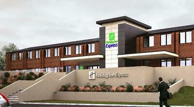 1 night stay inc breakfast for two at The Holiday Inn Express Wigan worth £71