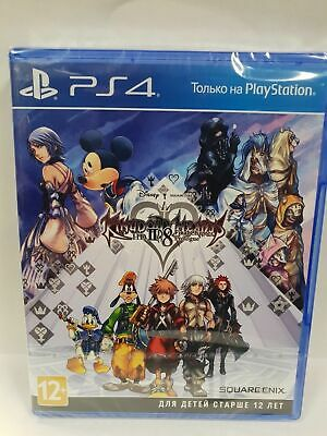 Kingdom Hearts HD 2.8 Final Chapter Prologue PS4  New & Sealed