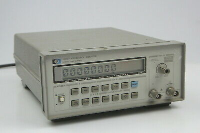HP 5385A Frequency Counter 10HZ to 1GHZ used #9