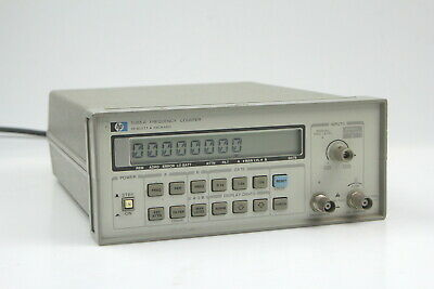 HP 5385A Frequency Counter 10HZ to 1GHZ used #3