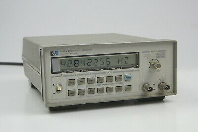 HP 5385A Frequency Counter 10HZ to 1GHZ used #1
