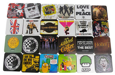 30 Sets Of 6 Coasters  For Resale Wholesale Job Lot Ideal For Car Boot Sale Ebay