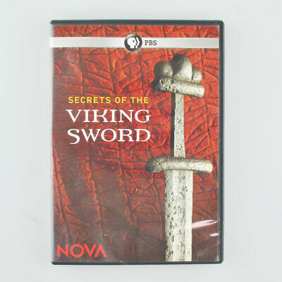 NOVA: Secrets of the Viking Sword (DVD, 2012) - Educational