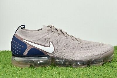 Nike Air Vapormax Flyknit 2 Multi Sizes Diffused Taupe Phantom Blue 942842 201