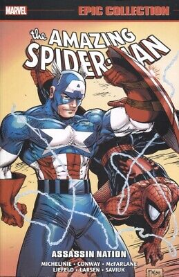 Amazing Spider-Man Epic Collection Tpb Assassin Nation  Reps 311-325 +More