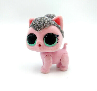 LOL Surprise Doll Pets Wave 2 Series 3 KITTY KITTY Glitter Gift P-003 Figure Toy