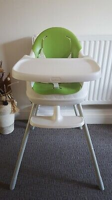 Magnificent Keter Multi Dine 3 In 1 High Chair 6M 48M Green 69 54 Pabps2019 Chair Design Images Pabps2019Com