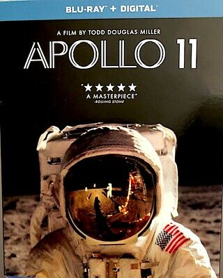 Apollo 11,(Blu-Ray/Digital,2019)