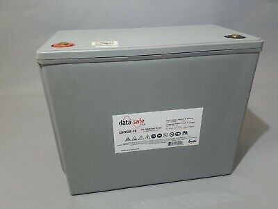 QUANTITY    ENERSYS DATA SAFE 12HX505-FR BATTERY over 100 batteries