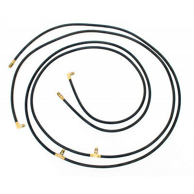 Full Size Chevy Convertible Top Hoses, 1958-1961 40-142161-1