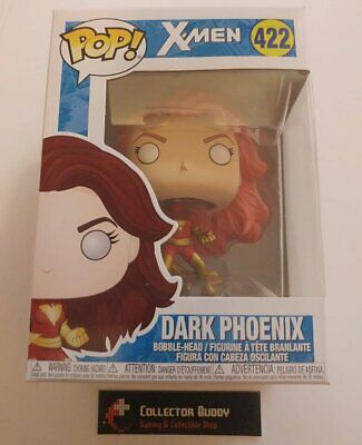 Funko Pop! Marvel 422 X-Men Dark Phoenix Xmen Pop Vinyl Figure FU37063 Movie