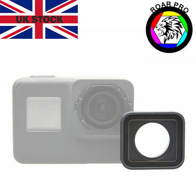 Replacement Protective Glass Lens for GoPro Hero 2018, 5, 6, 7