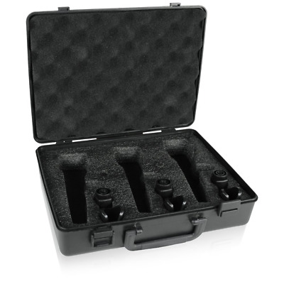 Behringer Ultravoice XM1800S Dynamic Cardioid Vocal and Instrument Microphones,