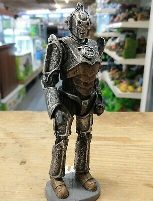 Robot man Cyber 13th Dr Who Style Aquarium Fish Tank Ornament