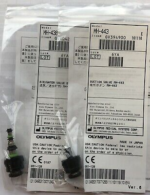 *SET* MH-438 & MH-443 Original Brand New Olympus Sealed Package