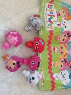 Lovely Condition Dolls Lalaloopsy Micro Figures Figurines Collectable Rare Dolls, Clothing & Accessories